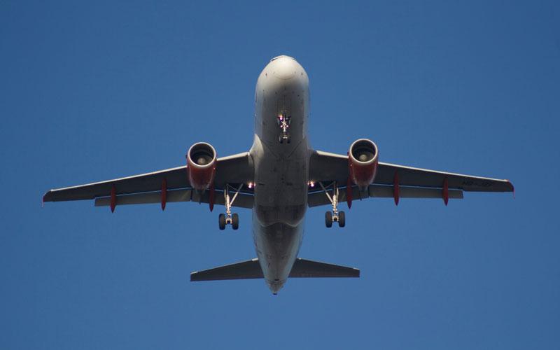 aeroplane about