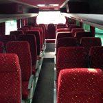 Gallery Minibus Interior 6