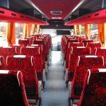 Gallery Minibus Interior 9